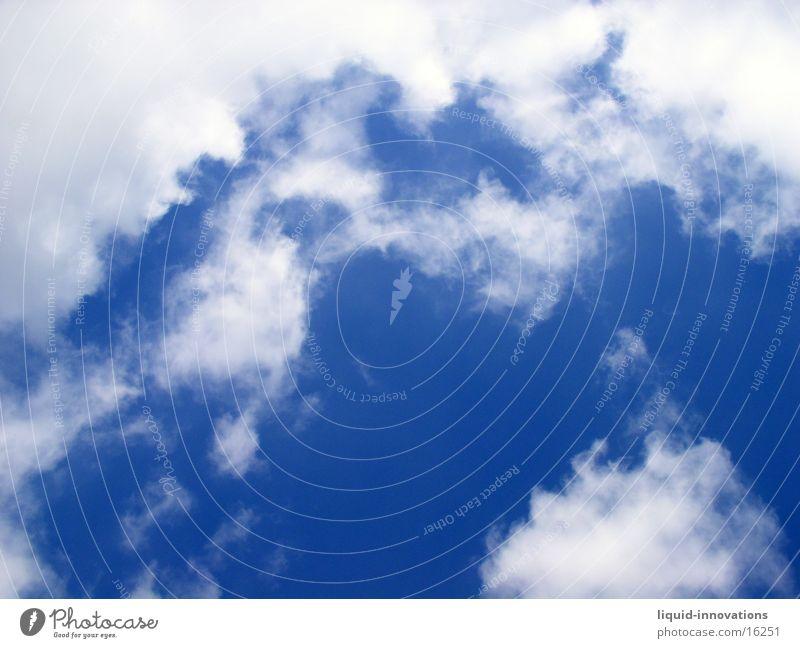 clouds Clouds White Sky Blue