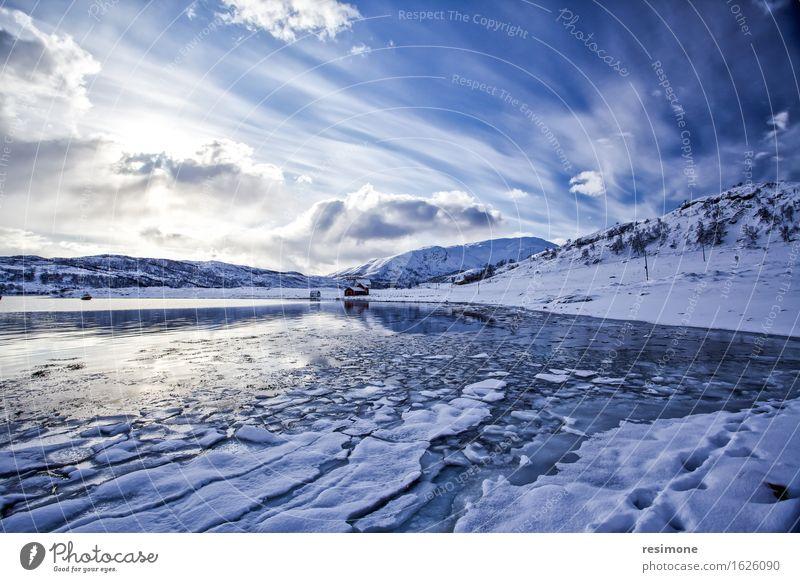 Artic Lake Sky Nature Vacation & Travel Blue Beautiful Colour White Sun Ocean Landscape Clouds Beach Winter Mountain Environment Snow