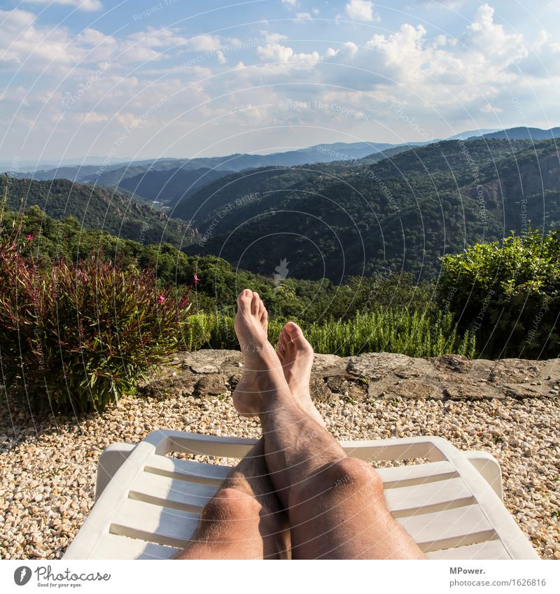 Human being Nature Sun Hand Relaxation Landscape Forest Mountain Environment Emotions Lifestyle Legs Happy Garden Swimming & Bathing Feet