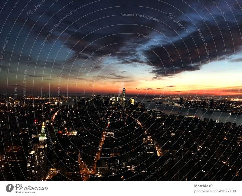 Sky Landscape Architecture Lifestyle Building Growth High-rise Authentic Success USA To enjoy Joie de vivre (Vitality) Americas Tourist Attraction Skyline Capital city