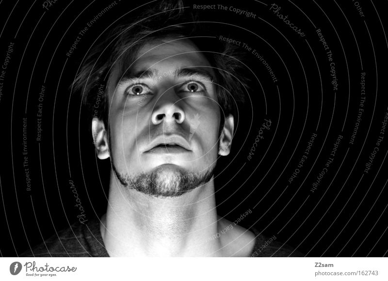 Human being Man Nature Face Think Power Portrait photograph Character Classic