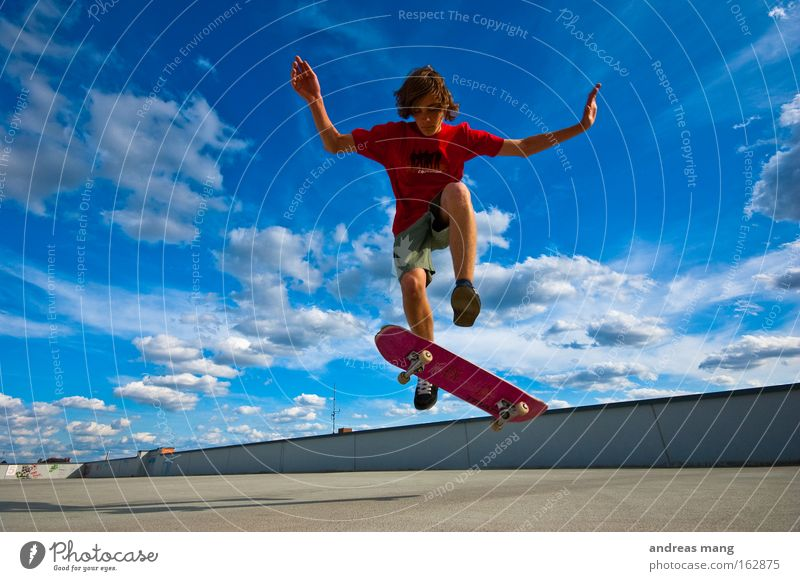 Joy Sports Life Jump Style Freedom Flying Skateboarding Concentrate Parking Effort Parking garage Extreme Extreme sports