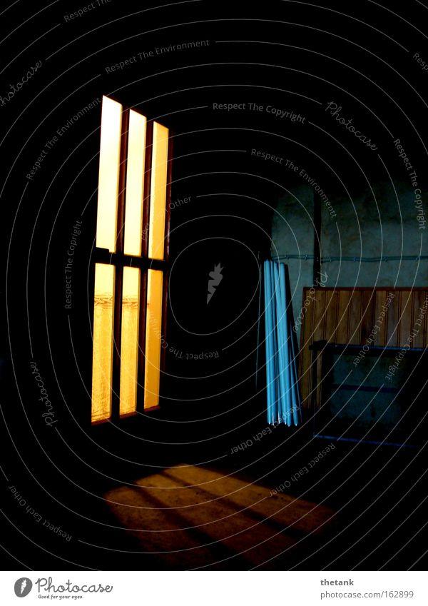 retreat Calm Attic Door Sadness Dark Loneliness Concentrate Hide Flare Retreat ponder Colour photo