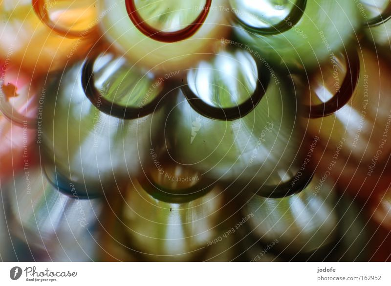 colorful circles Abstract Circle Colour Multicoloured Light Structures and shapes Background picture Artificial Round Macro (Extreme close-up) Close-up Obscure