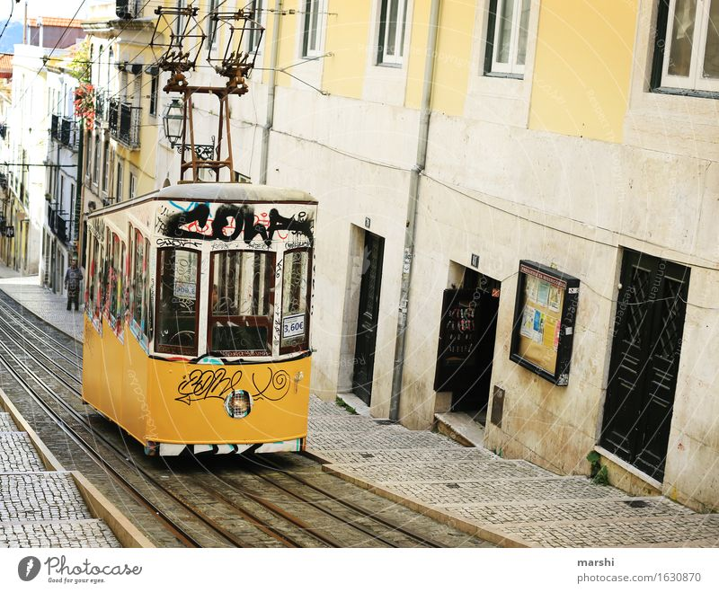tram Capital city Downtown Tourist Attraction Transport Means of transport Traffic infrastructure Public transit Logistics Train travel Street Lanes & trails