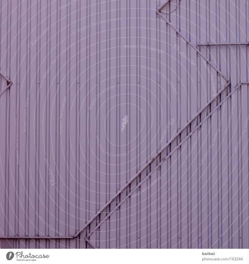 House (Residential Structure) Work and employment Wall (building) Wall (barrier) Building Pink Industry Gloomy Technology Industrial Photography Arrow Gate