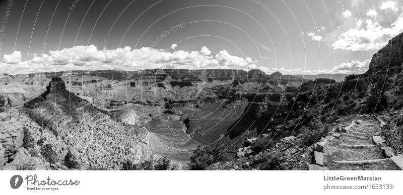 Grand Canyon Adventure Freedom Sun Mountain Hiking Nature Landscape Horizon Rock Desert Exceptional Large Hot Cold Dry Vacation & Travel Peace Serene