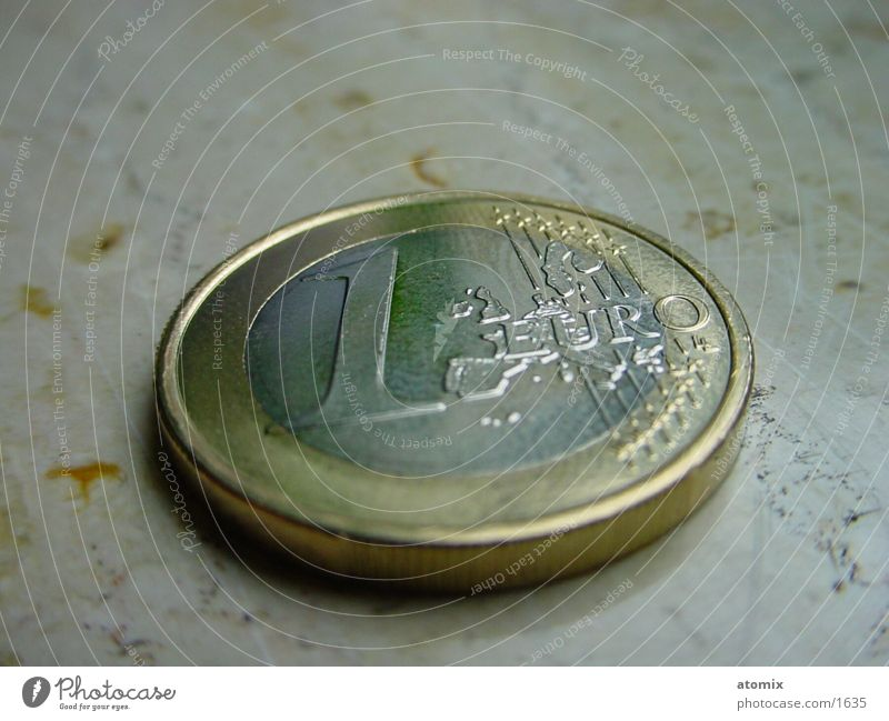 Money Things Euro Coin