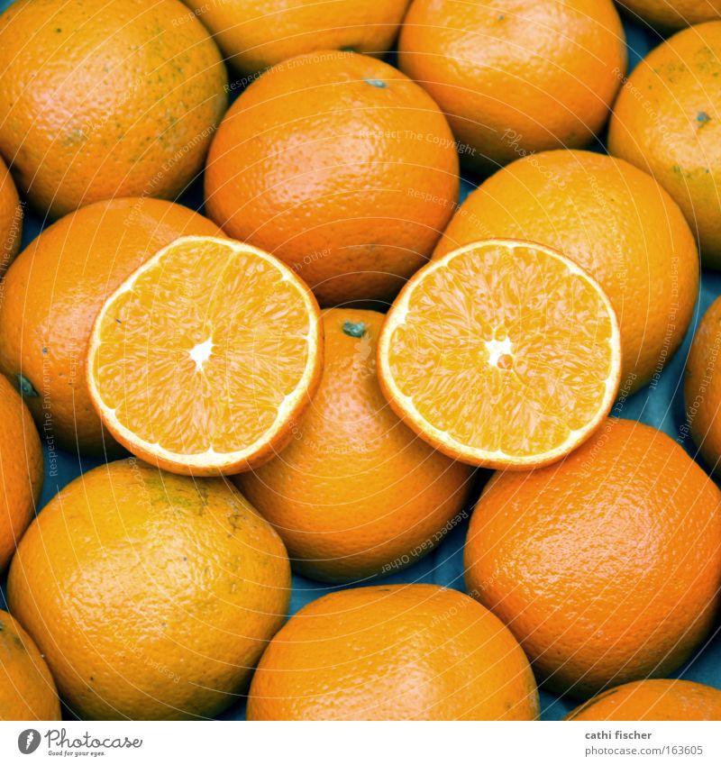 doubles Multicoloured Exterior shot Day Bird's-eye view Food Fruit Nutrition Sphere Arrangement Orange Many Versatile Eyes Fruit flesh White Citrus fruits 2