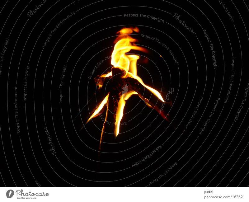 torches Dark Light Leisure and hobbies Blaze Warmth Flame