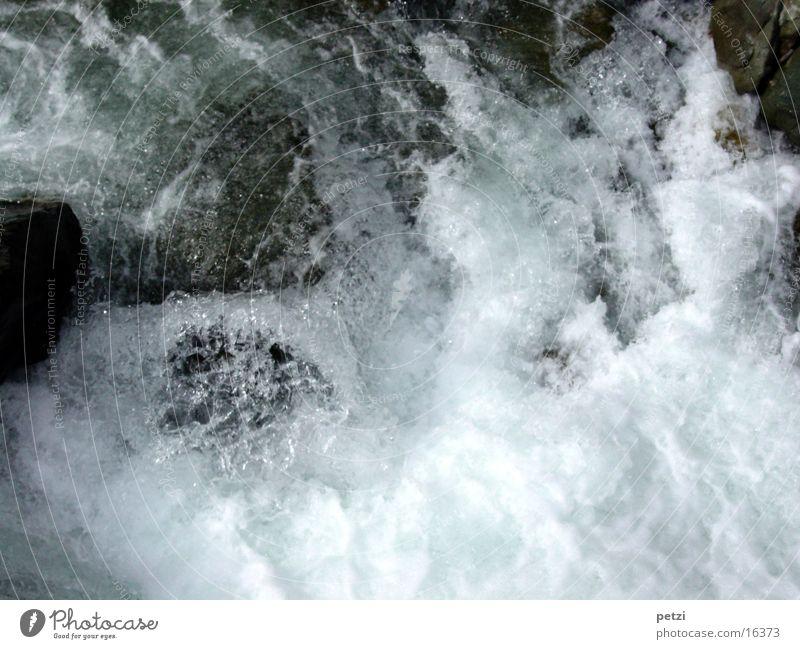 Thundering Water Rock Observe Fluid Fresh Wet Natural Enthusiasm Colour photo Exterior shot Bird's-eye view