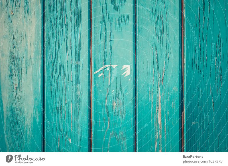 Blue Colour House (Residential Structure) Wall (building) Background picture Building Wood Wall (barrier) Line Facade Design Copy Space Esthetic Stripe