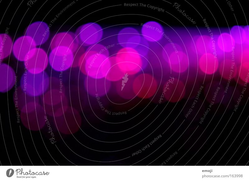 ooooooooo Blur Pink Violet Reflection Light Decoration background Black points glass fibres Copy Space top Copy Space bottom blurred Free space Places