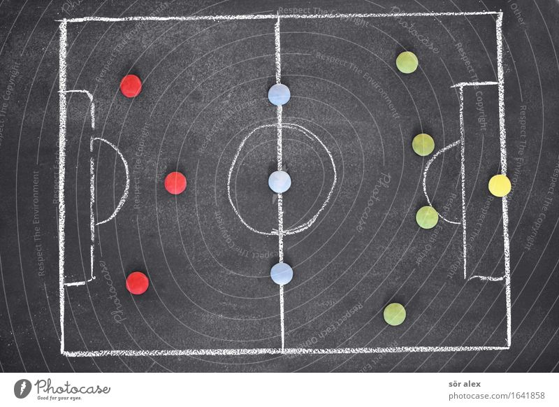 4-3-3 Sports Ball sports Soccer Football pitch Business Success To talk Team Diligent Disciplined Planning Teamwork Classification Single-minded Sports team