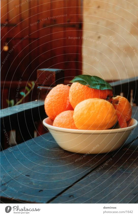 Nutrition Orange Bowl Fruit