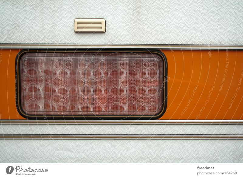 White Contentment Orange Dirty Esthetic Retro Tourism Authentic Uniqueness Joie de vivre (Vitality) Historic Mobility Camping Nostalgia Flexible Tradition