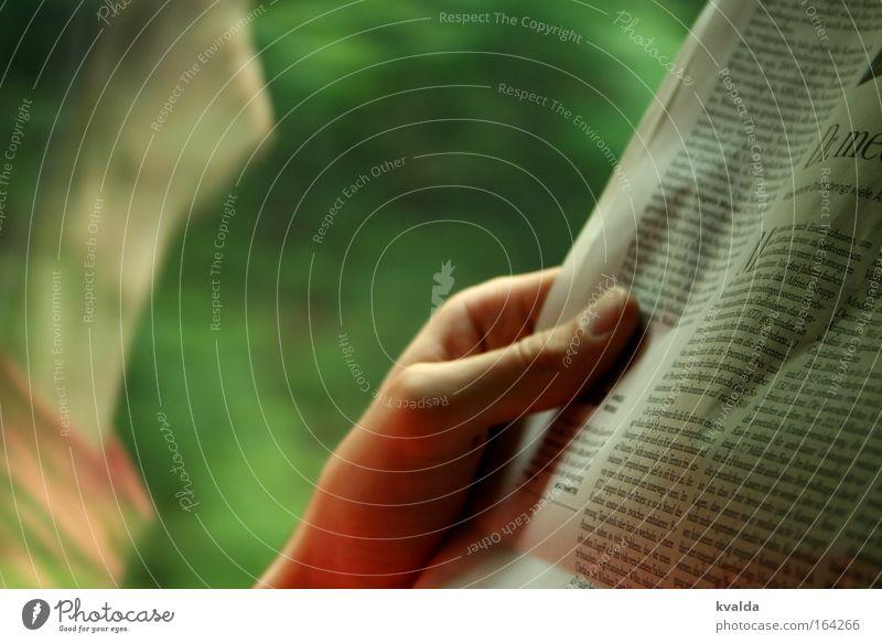 Human being Vacation & Travel Green Hand Red Calm Contentment Railroad Reading Serene Media Newspaper Interest Passenger traffic Print media Magazine