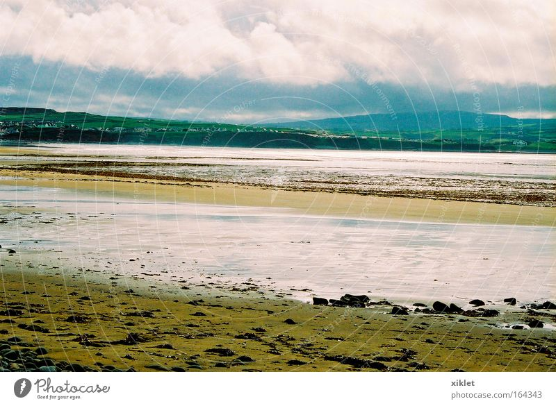 strand Sky Nature Water Summer Ocean Joy Clouds Colour Loneliness Calm Environment Landscape Autumn Freedom Sand Weather