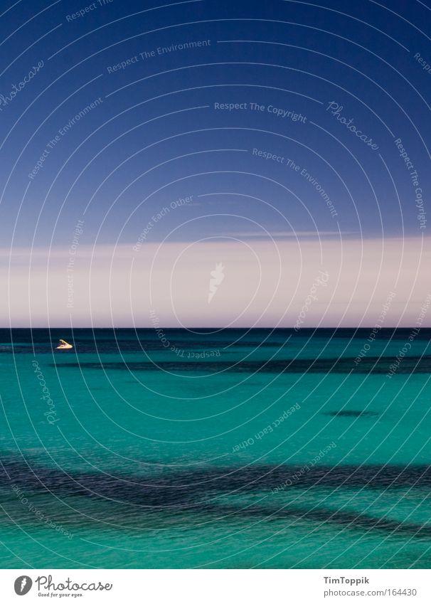 Nature Water Sky Ocean Summer Beach Vacation & Travel Warmth Air Watercraft Coast Horizon Threat Bay Turquoise Navigation