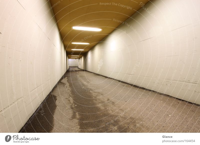 White Wall (building) Gray Wall (barrier) Brown Concrete Tunnel Underpass