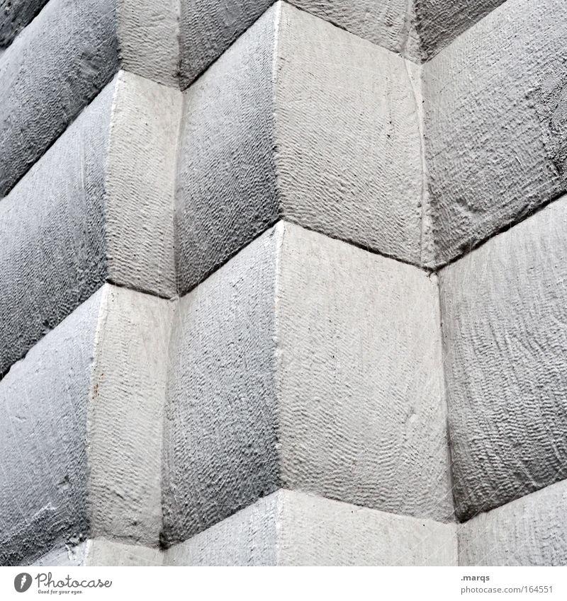 Old Building Line Architecture Concrete Facade Might Corner Transience Uniqueness Decline Illustration Bizarre Illusion