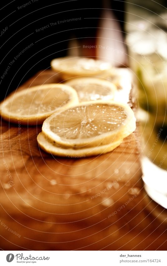 Beautiful Cold Feasts & Celebrations Glass Wet Beverage Bar Alcoholic drinks Cocktail Lemon Fruit Lemonade To dry up Longdrink Cocktail bar Caipirinha