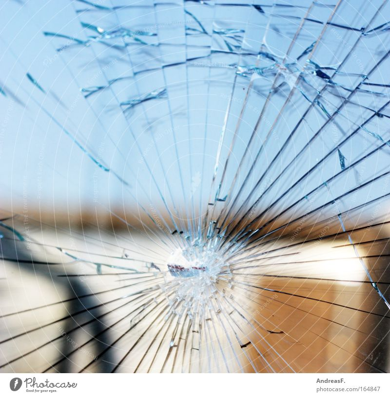 Window Door Glass Broken Anger Force Chaos Window pane Destruction Slice Crystal Demonstration Insurance Shard Rebellious Outskirts
