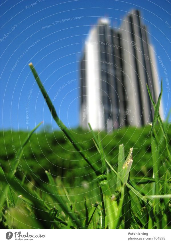 Sky Nature Plant Vacation & Travel Summer House (Residential Structure) Meadow Environment Architecture Grass Building Park Weather High-rise Hamburg Technology