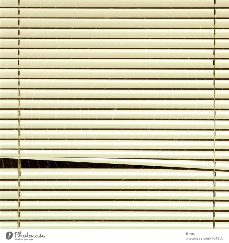 Window Sleep Closed Safety Protection Beige Parallel Vista Checkmark Venetian blinds Spy Slit Roller blind