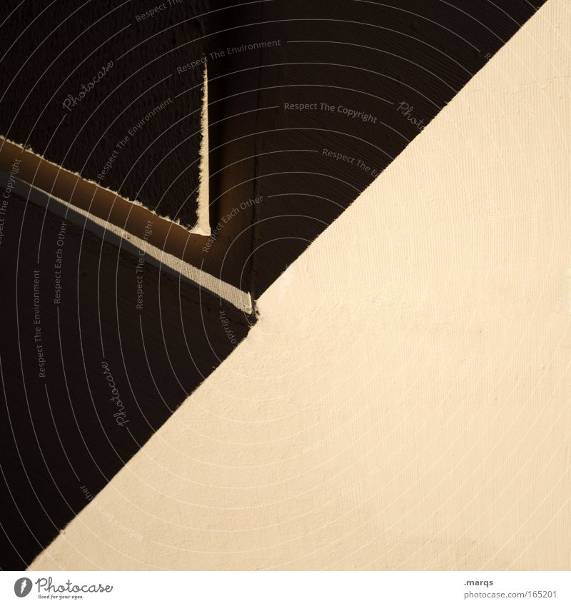 Black Style Building Brown Architecture Design Facade Esthetic Clean Pure Uniqueness Exceptional Arrow Illustration Whimsical