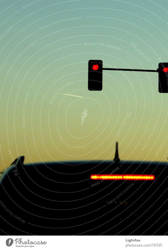 Human being Sky Red Dark Work and employment Car Think Wait Airplane Europe Stop Traffic light Antenna Hold Progress Brakes