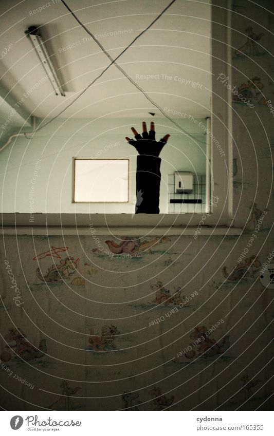 Human being Hand Far-off places Life Wall (building) Window Emotions Movement Wall (barrier) Sadness Arm Planning Perspective Hope Threat Living or residing