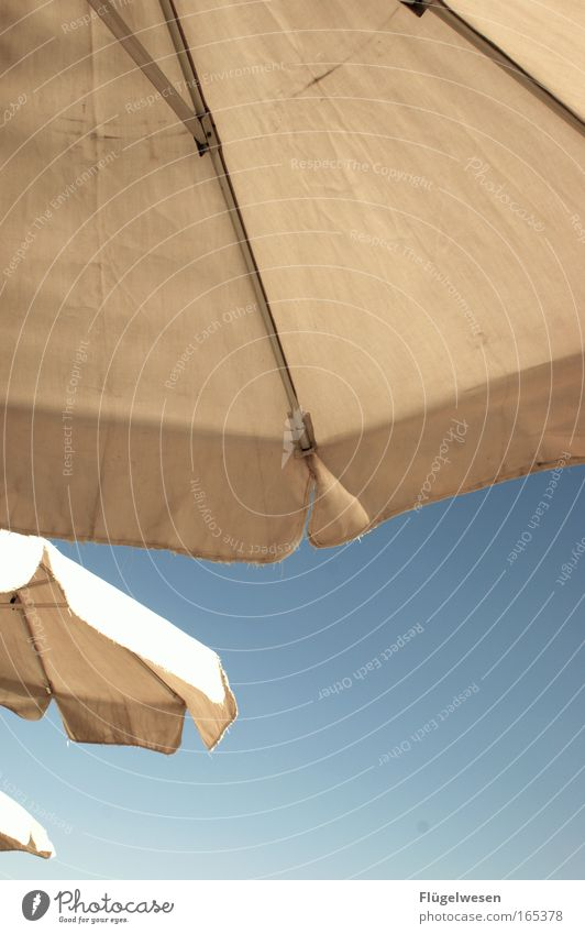 Joy Beach Vacation & Travel Relaxation Wet Lie Climate Umbrella Joie de vivre (Vitality) Sunshade Sunbathing Umbrellas & Shades Weather protection