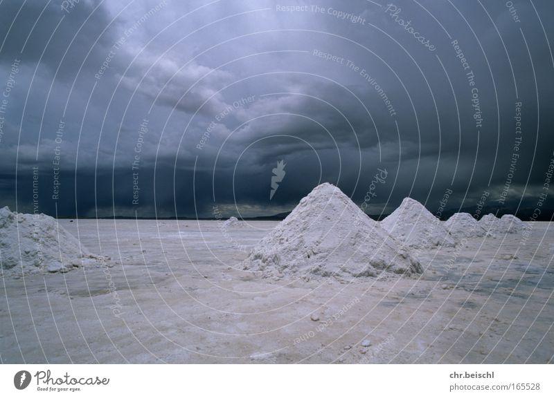Sky Nature White Blue Vacation & Travel Dark Landscape Environment Gray Moody Weather Earth Horizon Threat Elements Desert