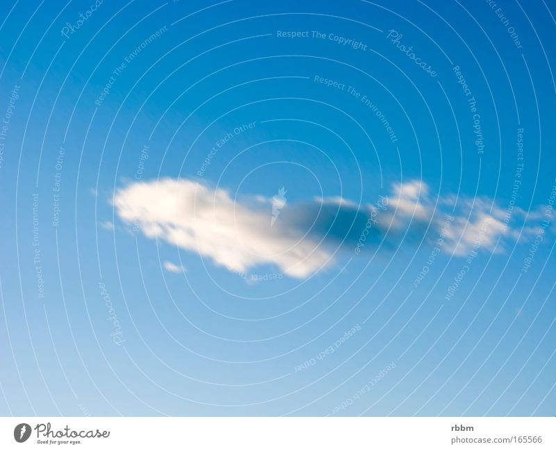cloud Colour photo Exterior shot Experimental Abstract Pattern Structures and shapes Deserted Copy Space top Copy Space bottom Day Silhouette