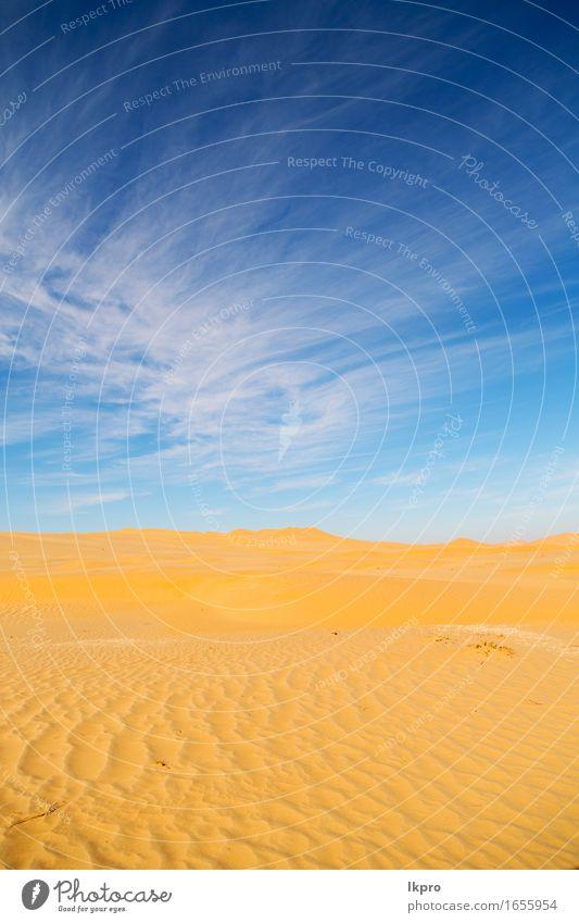 oman old desert rub al khali Sky Nature Vacation & Travel Beautiful Summer White Sun Landscape Loneliness Black Yellow Gray Sand Horizon Tourism Park
