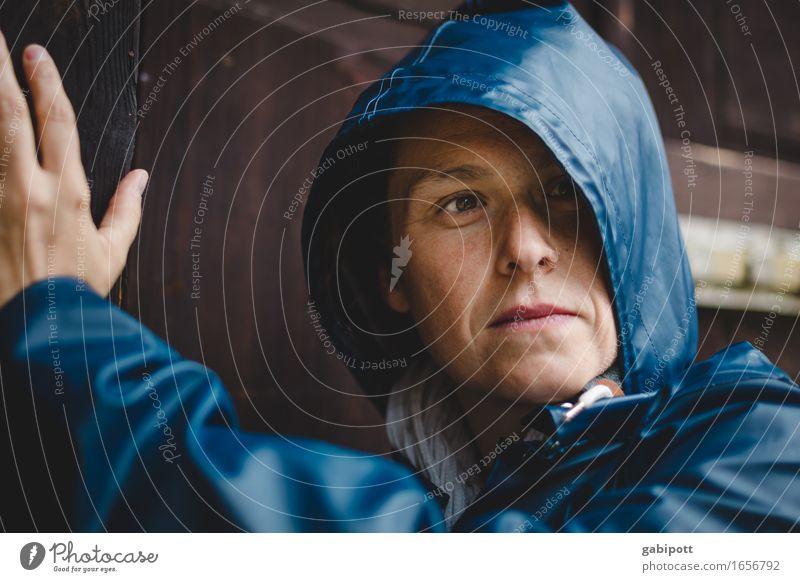 AST 9 | may rain / rainmai Trip Hiking Human being Feminine Woman Adults Life Summer Climate Climate change Bad weather Rain Thunder and lightning Natural Blue