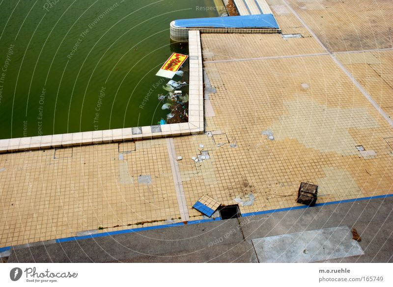 Water Moody Concrete Swimming pool Stagnating Sports Lyon