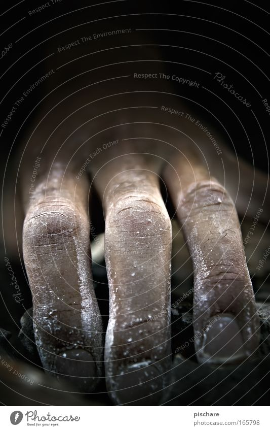 Ice Cold Hand Manicure Climbing Mountaineering Human being Masculine Fingers 1 Rock Touch To hold on Aggression Exceptional Dark Creepy Crazy Black Power Dream