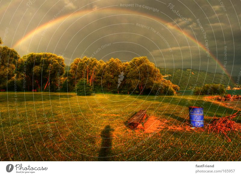 atmospheric-optical phenomenon Multicoloured Exterior shot Deserted Twilight Light Shadow Contrast Silhouette Light (Natural Phenomenon) Shallow depth of field