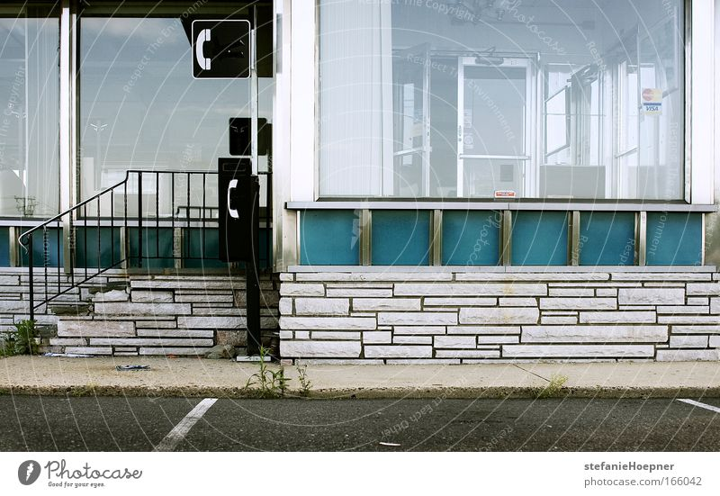 Window Telephone Hope Stairs Homesickness Telecommunications