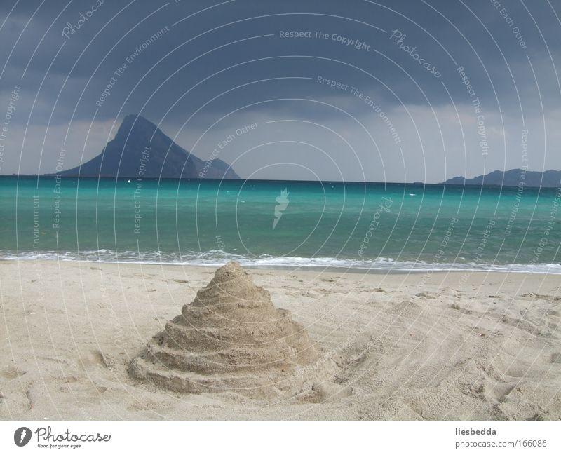 Water Ocean Beach Far-off places Dream Sadness Sand Landscape Moody Power Island Near Observe Uniqueness Serene Storm