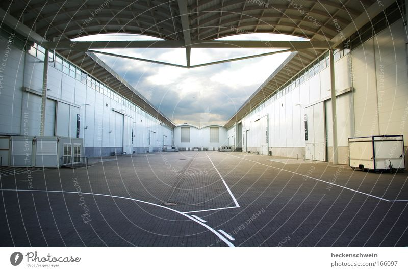 exhibition halls Economy Industry Trade Logistics Services SME Closing time Industrial plant Manmade structures Building Wall (barrier) Wall (building) Facade
