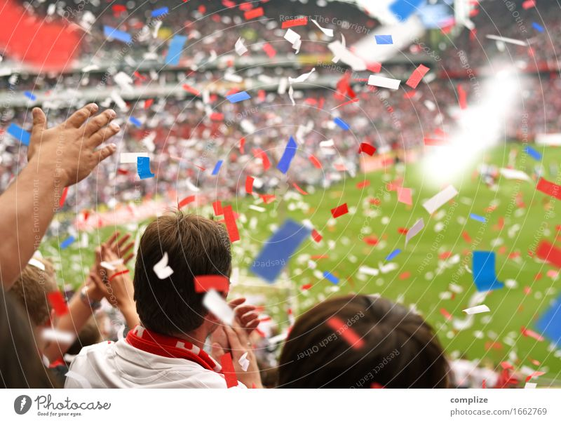 World Cup 2018 in Russia Athletic Feasts & Celebrations Sports Sportsperson Sports team Audience Fan Hooligan Stands Sporting event Cup (trophy) Success