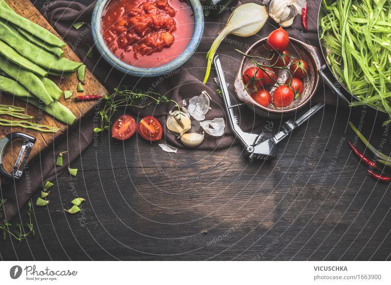 Fresh organic vegetables of the season Cooking Food Vegetable Herbs and spices Nutrition Lunch Dinner Organic produce Vegetarian diet Diet Italian Food Crockery