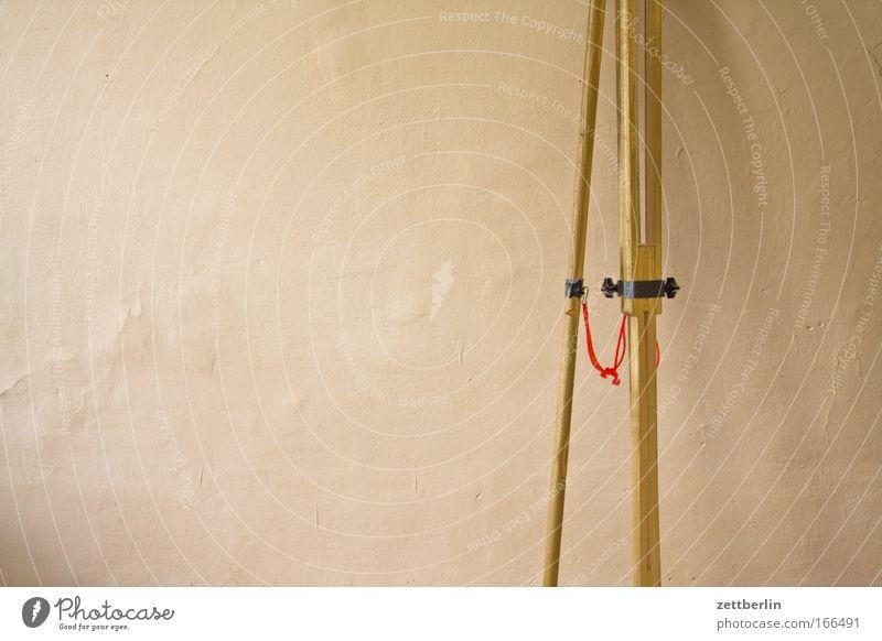 Wall (building) Wood Room Workshop Equipment Classical Copy Space Telescope Tripod Three-legged