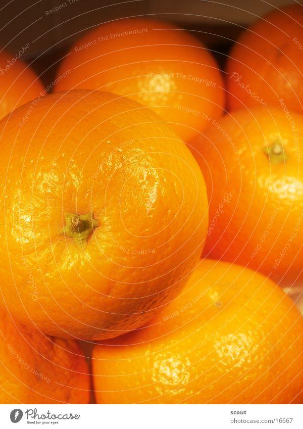 Orange Healthy Fruit