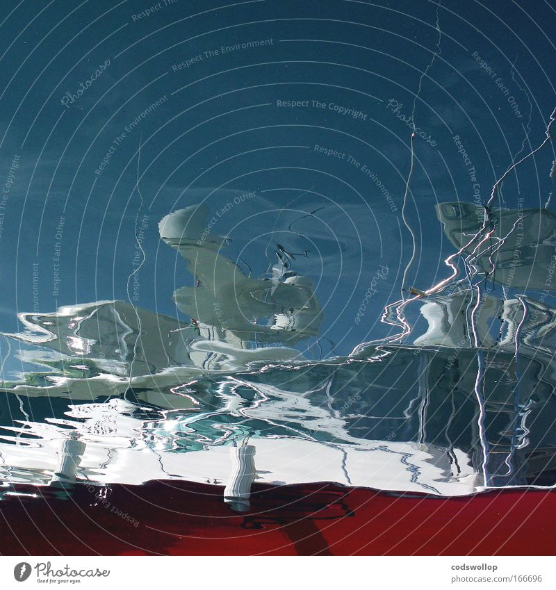 all-wave antenna Abstract Dive Water Ocean Fishing village Port City Navigation Boating trip Fishing boat Fluid Reflection Mirror image Harbour Yacht harbour