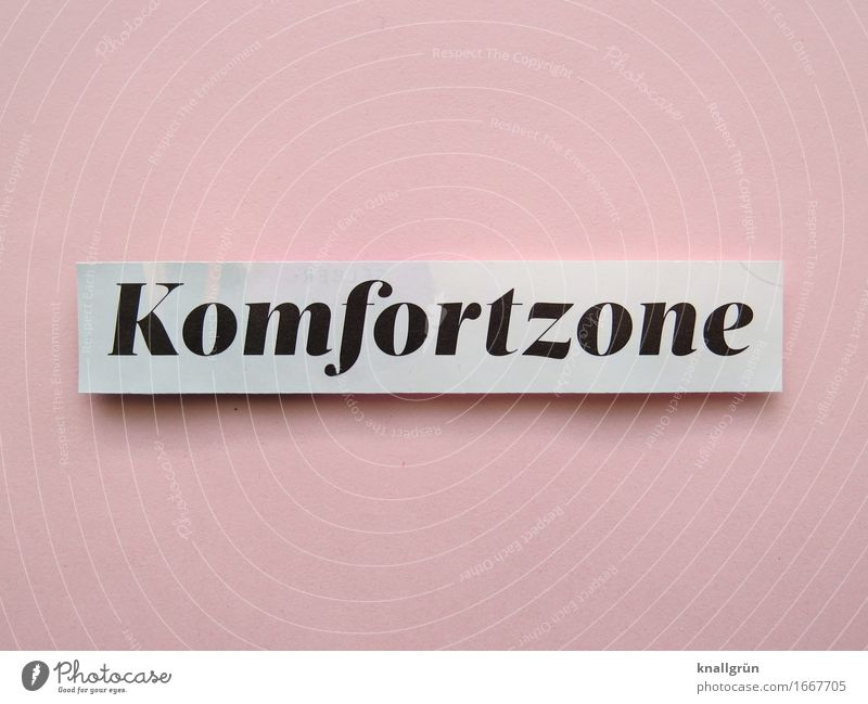 comfort zone Characters Signs and labeling Relaxation Communicate Pink Black White Emotions Moody Joy Happy Contentment Joie de vivre (Vitality)