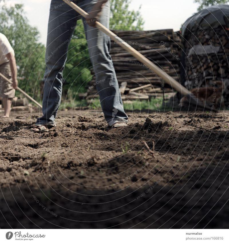 Human being Nature Hand Joy Animal Landscape Movement Garden Legs Feet Park Earth Brown Power Field Dirty